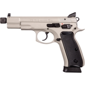 CZ 75B Omega 9MM 5.21 in. Barrel 18 Rds NS Pistol Urban Grey