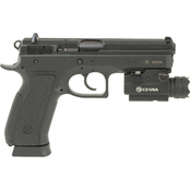 CZ SP-01 Phantom 9mm 4.6 in. Barrel 18 Rnd 2 Mag Pistol