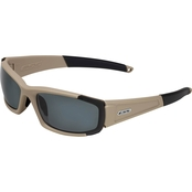 ESS CDI Medium-Fit Ballistic Sunglasses Black