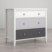 Little Seeds Monarch Hill Poppy 3 Drawer Dresser