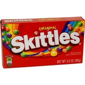 Skittles Theater Candy, 12 Boxes
