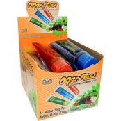 Ooze Tube Gel Candy 18 ct.