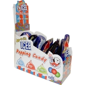 ICEE Popping Candy and Lollipop 18 pk.