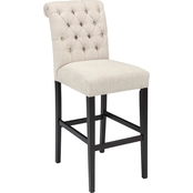 Signature Design by Ashley Tripton Upholstered Bar Stool 2 Pk.