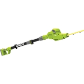 Sun Joe 20VIONLTE-PHT17 17 In. 2.0Amp 20V Cordless Telescoping Pole Hedge Trimmer