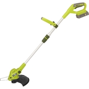 Sun Joe 20VIONLTE-ST11 11 In. Auto Feed Cordless Swath String Trimmer Edger
