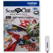 Brother ScaNCut Quilt Pattern Collection