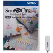 Brother ScaNCut Applique Pattern Collection