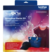 Brother ScaNCut Rhinestone Starter Kit