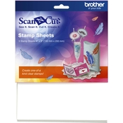 Brother ScaNCut Stamp Sheets 3 Pk.