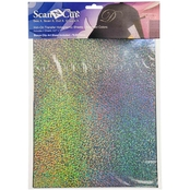 Brother ScaNCut Iron On Transfer Holographic Sheets