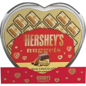 Hershey's Nuggets with Almonds Heart Box 6 ct.
