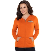 Touch by Alyssa Milano NFL Denver Broncos Tackle Hoodie