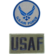 Trooper Clothing Kids Air Force Patch