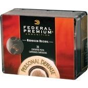 Federal Hydra-Shok .45 ACP 230 Gr. Hollow Point, 20 Rounds