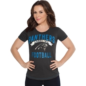 Touch by Alyssa Milano NFL Carolina Panthers Women's MVP Tee