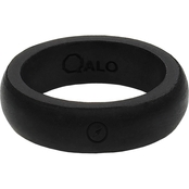 Qalo Women's Silicone Ring