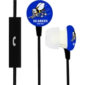 AudioSpice Navy Seabees Ignition Earbuds +Mic Black