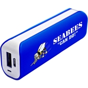 QuikVolt Navy Seabees USB Mobile Charger
