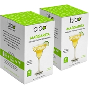 BIBO Margarita Cocktail Pouch Mix 18 pk.