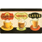 Mohawk Home Coffee Moments Kitchen Mat 18x30