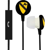 AudioSpice 1st Cavalry Division Ignition Earbuds with Mic, Clamshell