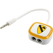 AudioSpice 1st Cavalry Division 2 Way Earbud Splitter