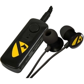 AudioSpice 1st Cavalry Division Bluetooth Receiver with BudBag and Earbuds