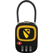 ZGadget 1st Cavalry Division TSA Combination Lock