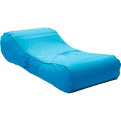 Ocean Blue Capri Inflatable Lounge Chair
