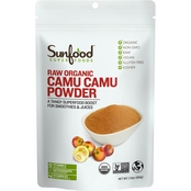 Sunfood Camu Camu Powder, 3.5 Oz.
