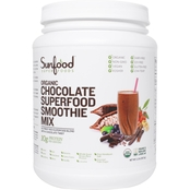 Sunfood Chocoloate Smoothie Mix, 2.2 Lb.