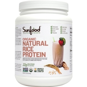 Sunfood Natural Rice Protein, 2.5 Lb.