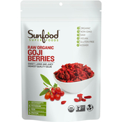 Sunfood Goji Berries, 16 Oz.