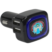 QuikVolt Landstuhl RMC 4 Port USB Car Charger