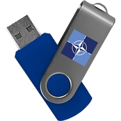 Flashscot NATO Revolution 8GB USB Drive