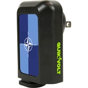 QuikVolt NATO 2 in 1 Car/Wall Charger Combo