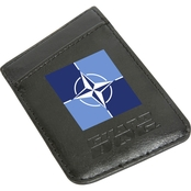 Guard Dog NATO Card Keeper RFID Protected Leather Phone Wallet