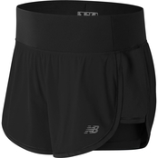 New Balance Impact 4 In. 2-in-1 Shorts