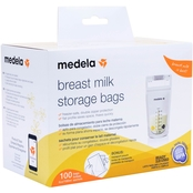 Medela Breast Milk Storage Bags 100 Ct.