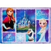 Disney Frozen Northern Patchwork Area Rug