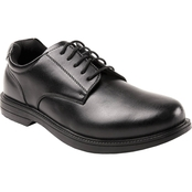 Deer Stags Crown Lace Up Oxford Shoes
