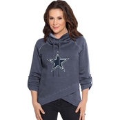 Touch by Alyssa Milano NFL Dallas Cowboys Women's Wildcard Top