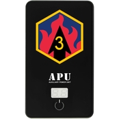 QuikVolt 3rd Chemical Brigade APU 5000MD USB Mobile Charger