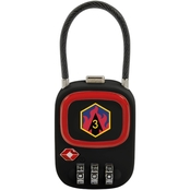 ZGadget 3rd Chemical Brigade TSA Combination Lock