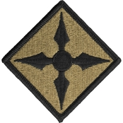 Army Patch 77th Aviation Brigade Velcro Subdued (OCP)