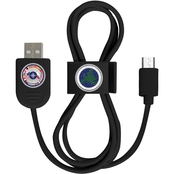 QuikVolt Atlantic Resolve Micro USB Cable with QuikClip