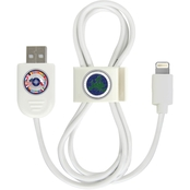 QuikVolt Atlantic Resolve Lightning USB Cable with QuikClip