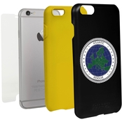 Guard Dog Atlantic Resolve Logo Hybrid Case with Guard Glass for iPhone 6