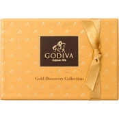 Godiva 6 Pc. Gold Discovery Gift Box